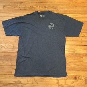 O'Neill blue s/s tee shirt - XL